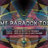 DJTSUYOSHI's mix @UNIT 20151222 TIME PARADOX