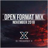 Open Format Mix - November 2018 (Hip Hop, Trap, Moombahton, Soca & More!)