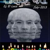 Déjà vu in My Birthday July 2013  (São Paulo-Brazil) - Mixed by Dj El Loco