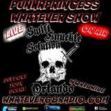 PunkrPrincess Whatever Show live interview with Swift Knuckle Solution recorded live 8/9/16