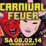 E.Decay - MC Stunnah & MC Life @ Carneval Fever - Halle 02 - 08.02.2014