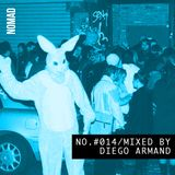 NOMAD MIX SERIES | NO. #014 by DIEGO ARMAND