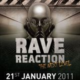 X-Treme & Max Pain - Liveset at Rave Reaction (Jan 21 2011)