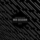 Classic Retro Techno 2017 mixed by gregor size