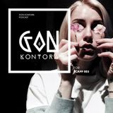 Gon Kontora Podcast For SCAPP 003: No Guestmix