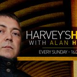 Harvey's House with monthly co-host Robbie Hannah 7/5/17