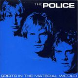 THE POLICE - SPIRITS IN THE MATERIAL WORLD (1981) VINYL