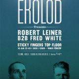 Robert Leiner B2B Fred White at Ekolod 2013-08-16