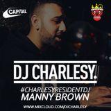 #CharlesyResidentDJ - Manny Brown