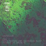 Cosmosolar - Main en fiesta Mesmeric EP04 _ Underground Rules (recorder live 2016-06-18)