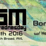 d:raf Live at ADBC Axiom Wednesdays, Asheville NC 1/20/2016 (continuous drum & bass mix)