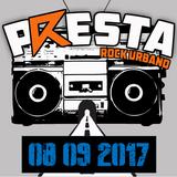 ¡PRESTA! 08 09 2017 - REACTOR 105.7 FM