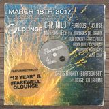 CAPITAL J & KILLAH EMCEE feat. MC TRIGGER (LIVE @ O-LOUNGE FINALE MARCH 2017)