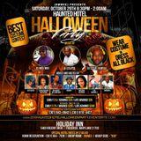 DJ Eclipse - Live at BWMEG Hotel Halloween Party 2016