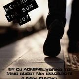 Behind The Sun 007 By Dj Adnemel@Bring To Mind Guest Mix (22.09.2011)