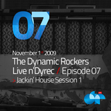 LIVE n'DYREC Radio Show – Episode #07 – Jackin' House Session 1