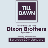 Kuda Till Dawn (Dixon Brothers Promo Mix)