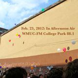 Feb. 23, 2012: In Afternoon Air