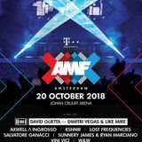 Axwell and Ingrosso LIVE @ AMF 2018 Amsterdam