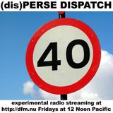 (dis)PERSE Dispatch Episode #40