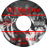 DJ Me-Dee Back2BlackRaw 2012