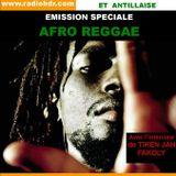 Emission de BLACK VOICES spéciale AFRO REGGAE (interview de Tiken Jah Fakoly) sur RADIO HDR ROUEN