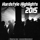 Xam - Hardstyle Highlights 2015
