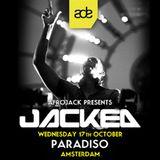 Afrojack & David Guetta – Live at ADE (Paradiso Amsterdam) – 17.10.2012