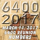 Club 6400 at Numbers March 11th 2017.