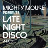 Late Night Disco Mix 3