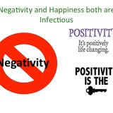 0037 NEGATIVITY AND HAPPINESS BOTH ARE INFECTIOUS