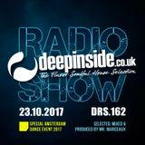 DEEPINSIDE RADIO SHOW 162 Special ADE 2017