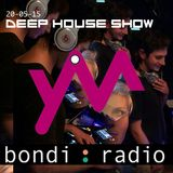 Yes Ma'am Radio 20-05-15 Sin & Tully Deep House Show