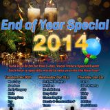 DI FM - End of Year Guest Mix 2014