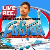 FUSION DJ REC. DEC.19.2015 Osaka. Jack in the box