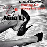 Slice of Sexyness Waking You Up along the Pool