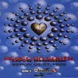 Miss Djax @ Love Parade 95-Peace On Earth - Berlin - 08.07.1995