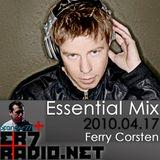 Ferry Corsten - BBC Essential mix (2010-04-17)