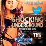 The Shocking Underground Music Mix Feb 2018 by The Tribal House Crew