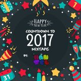 Countdown to 2017 NYE Mixtape