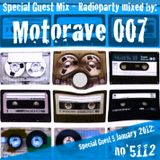Motorave 007 - Special Guest Mix @ Radioparty (05.1.2012)