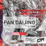 BCR X CTM: Pan Daijing