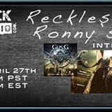 Reckless Ron Interview with Gus G