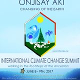 June 13, 2017 - Onjisay Aki Youth Climate Summit & Diwa Marcelino on gov repression in Phillipines