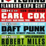 ROBERT MILES @ I Love Techno (Flanders Expo_Gent):07-05-1997