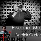 Derrick Carter Live @ Essential Mix 2011-06-04