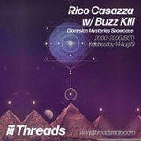 Rico Casazza w/ Buzz Kill - 14-Aug-19