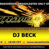 TranceCZ In The Mix 096 - DJ BECK guestmix (11.04. 2014)