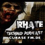 RHATE Cuebase-fm.de Chronisch  Elektronisch PODCAST 01/09/2013