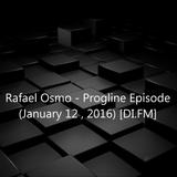 Rafael Osmo - Progline Episode (January 12 , 2016) [DI.FM]